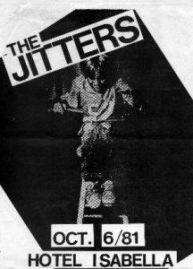 jitters-1st-gig-1981